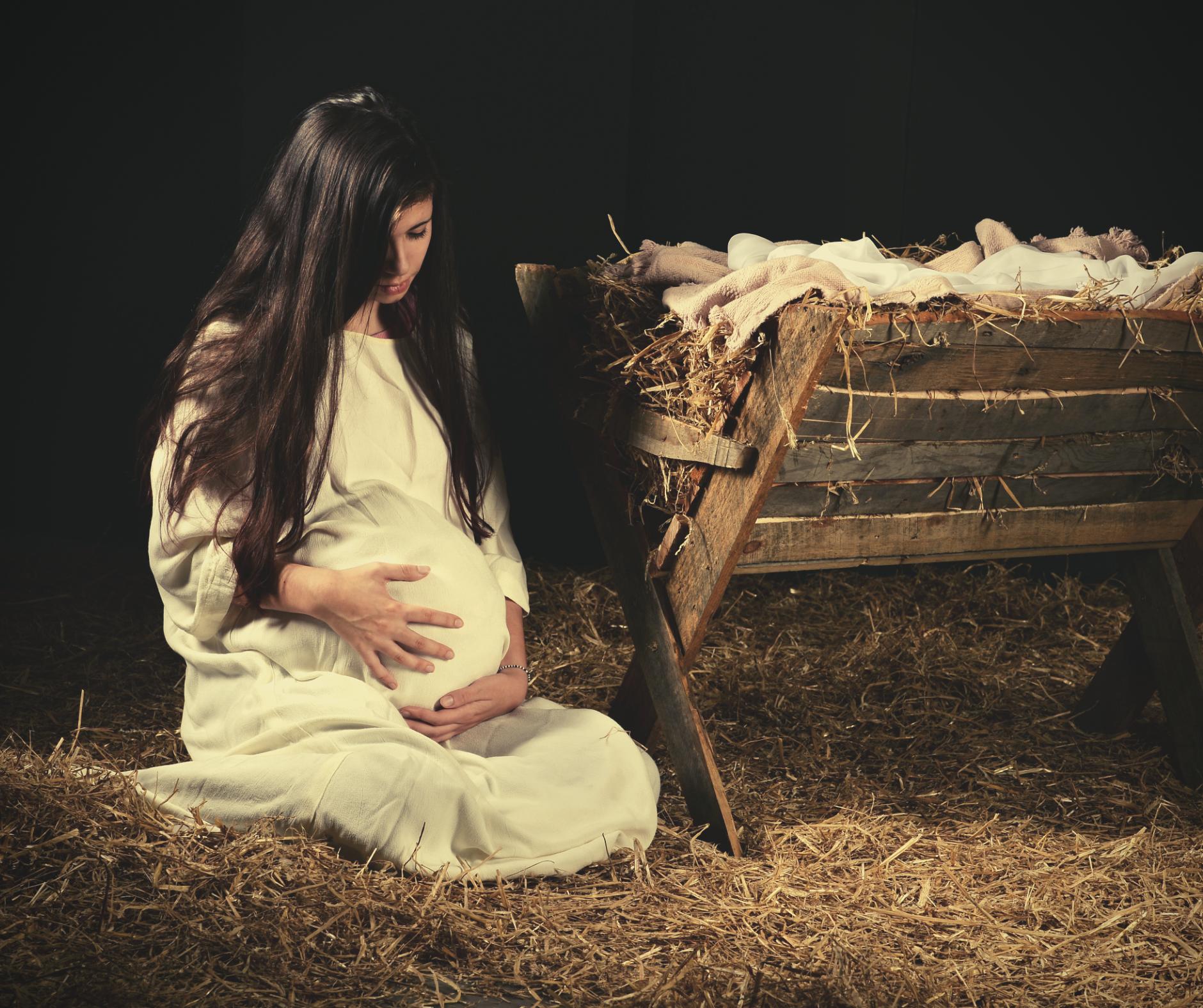 poród w biblii