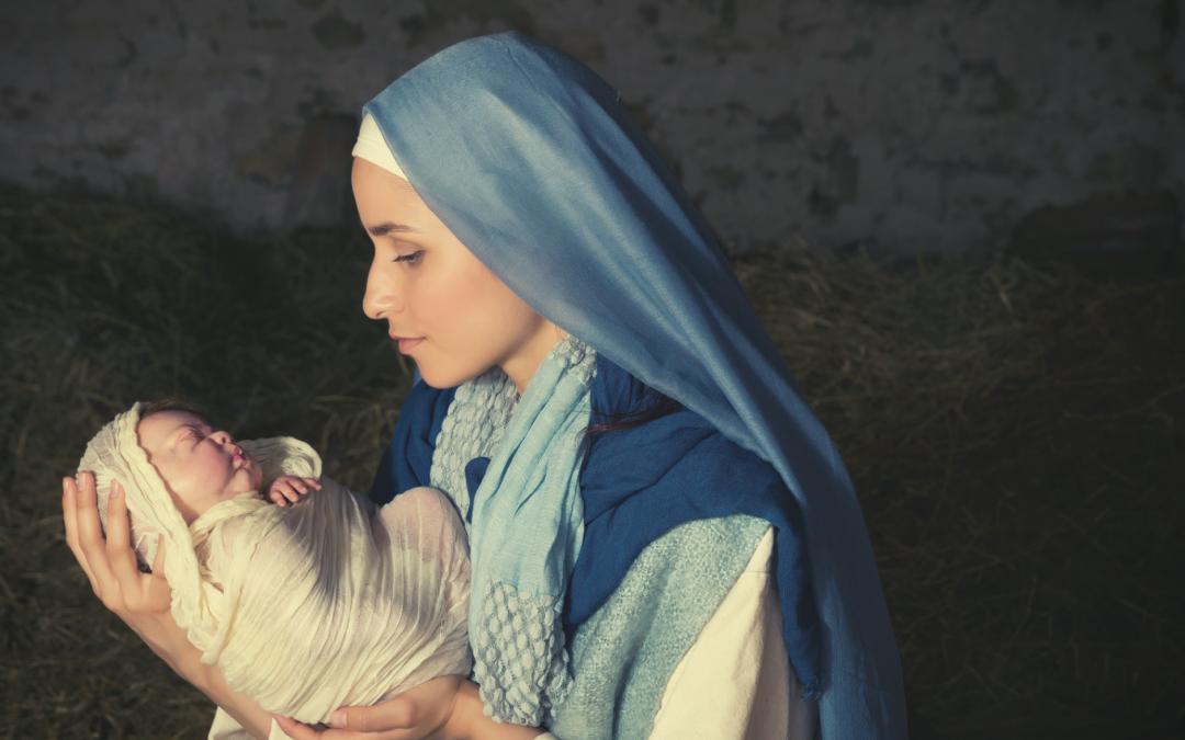 połóg Maryi