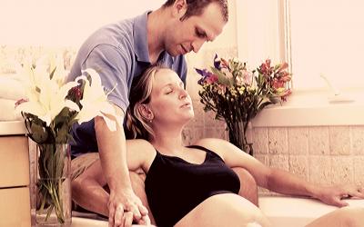 Etos rycerza: rola taty przy porodzie iwpołogu