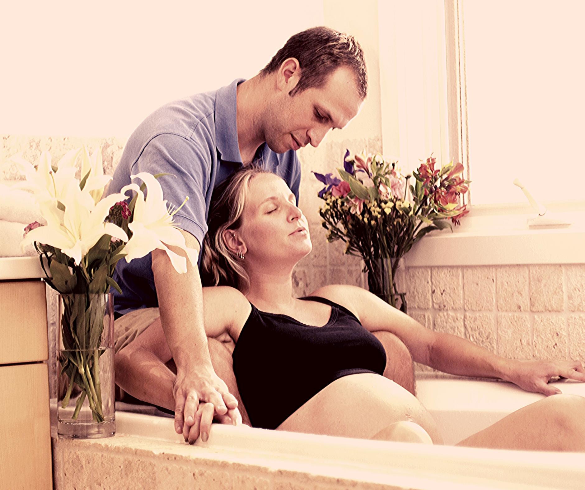rola taty w porodzie i w połogu