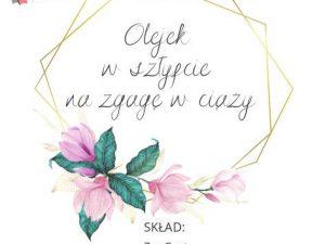 etykieta olejek na zgagę w ciąży Polska Szkoła Rodzenia w UK