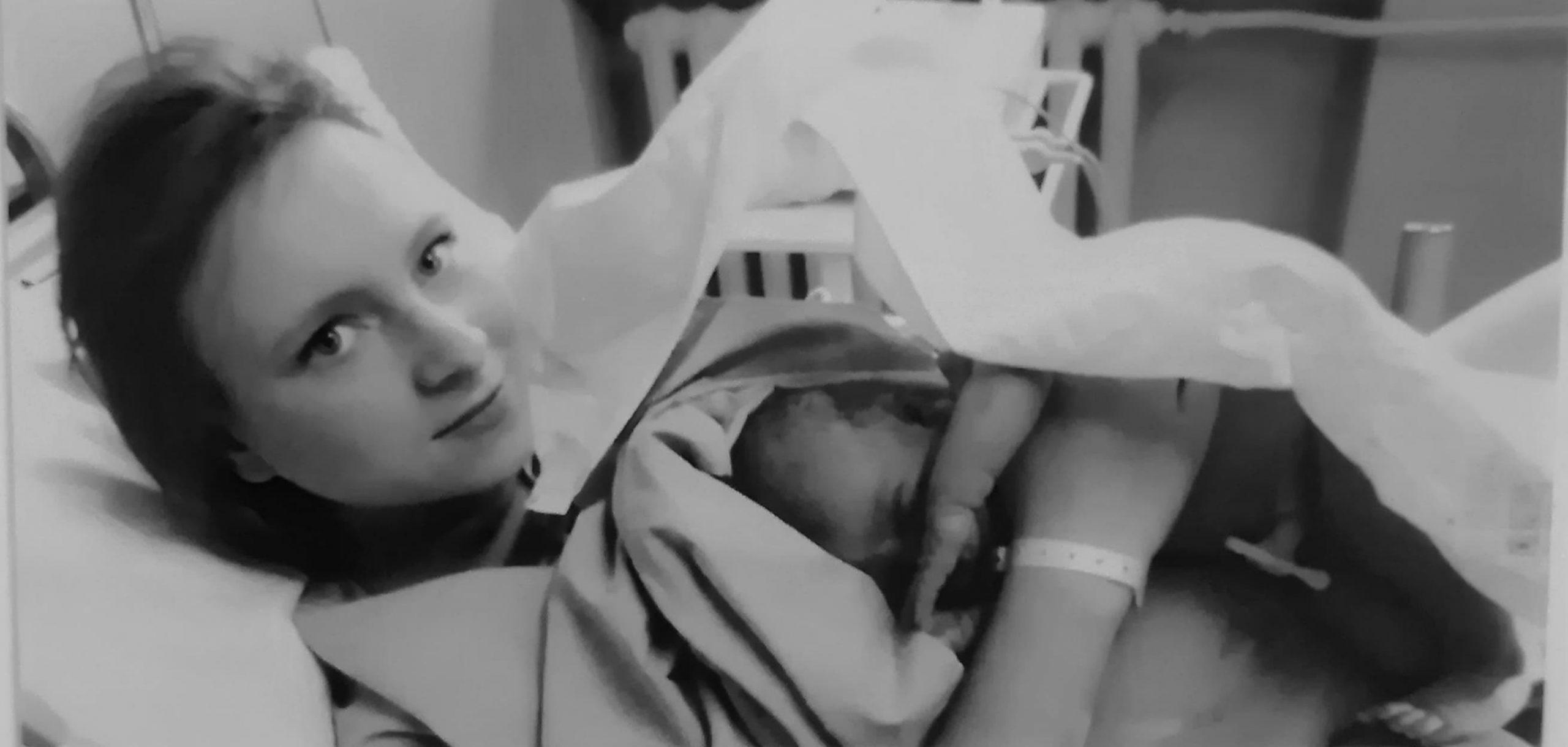 pierwsze chwile po porodzie