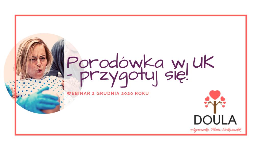 Porodówka w UK Polska szkoła rodzenia