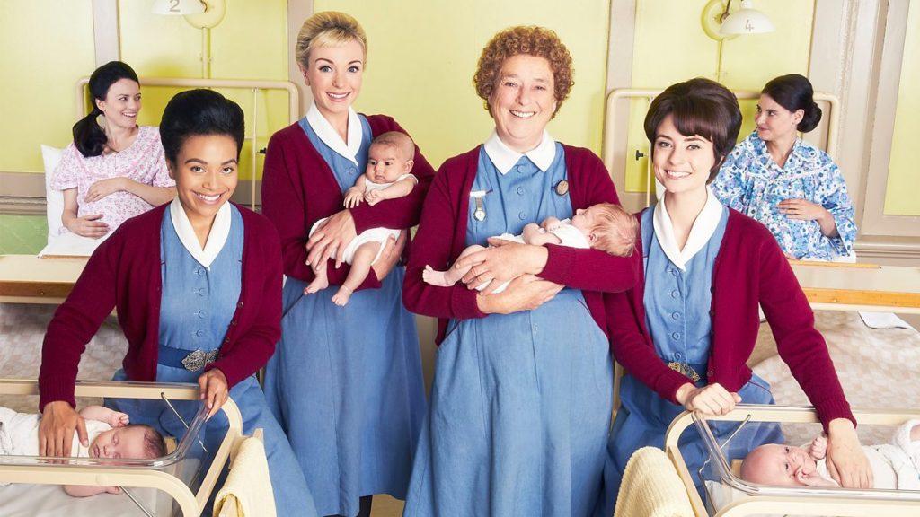 Call the midwife pepowina lozysko polska szkola rodzenia wUK